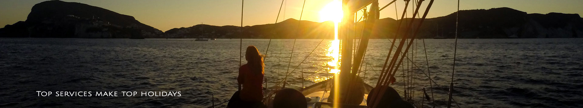 sailing holidays - mediterranean sea